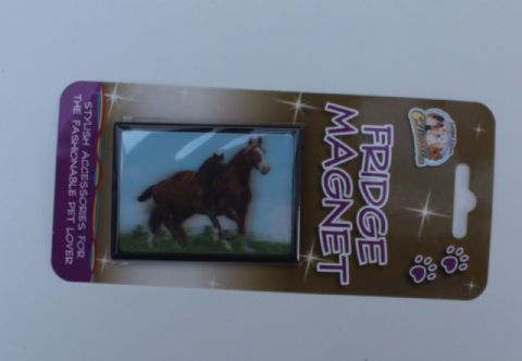 Horse 3D fridge magnet